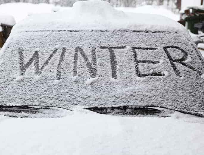 Sicher mit dem Auto durch den Winter