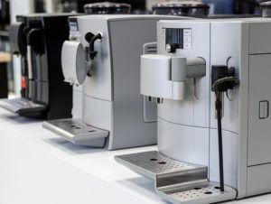 Kaffevollautomaten
