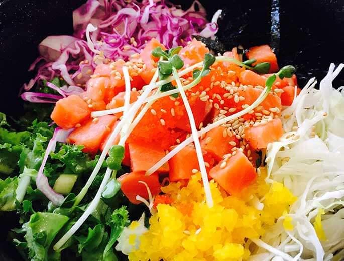 fastenzeit salat
