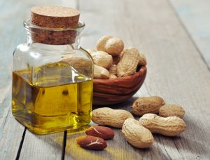 Küchenöle Erdnussöl