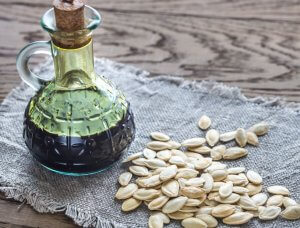 Küchenöle Kürbiskernöl
