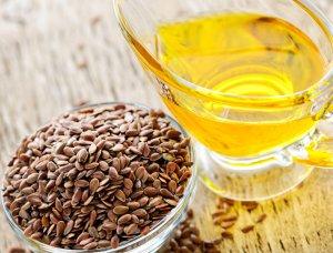 Küchenöle Leinöl