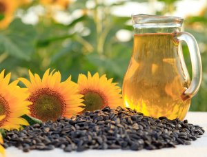 Küchenöle Sonneblumenöl