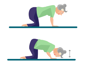 Armtraining Push-Up
