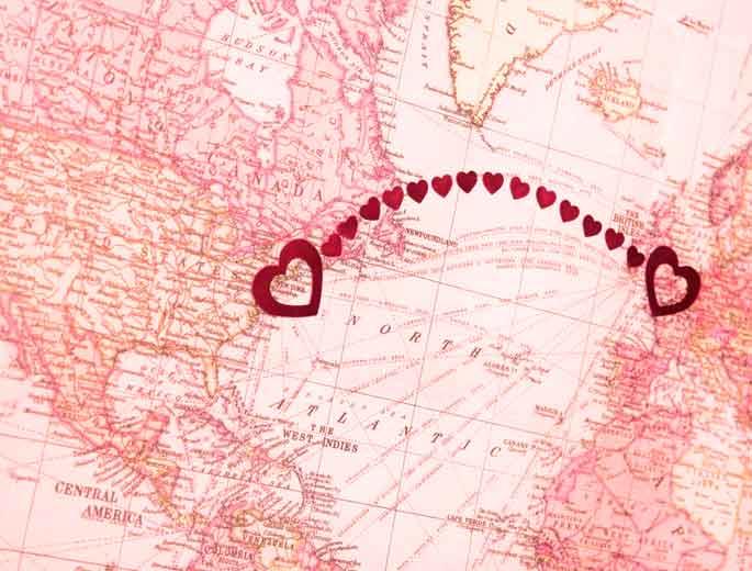 Любовь на расстоянии не выжила