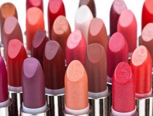 Lippenstifte verschiedene Farben