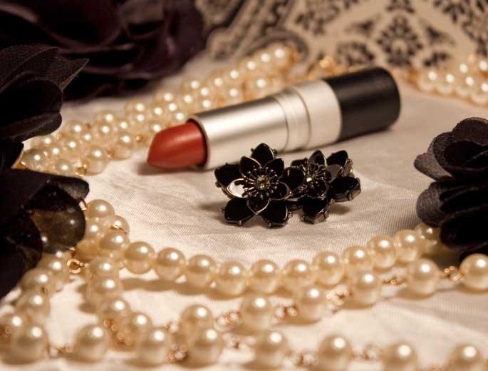 Lippenstift Vintage