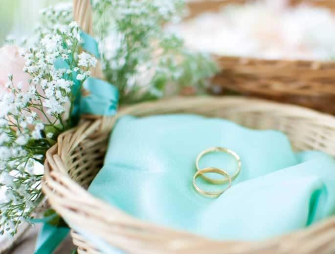 Eheversprechen Trauringe