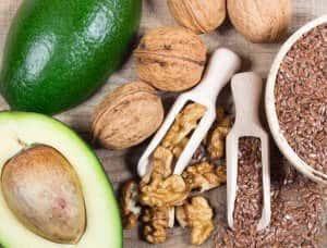 Spliss Haarspitzen Avocado Nüsse