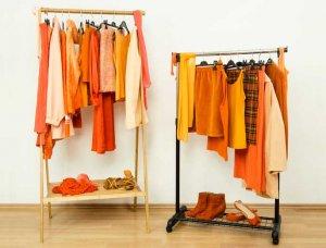 Orange Kleidung