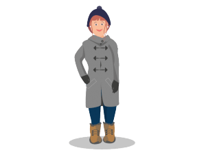 Mantel Dufflecoat