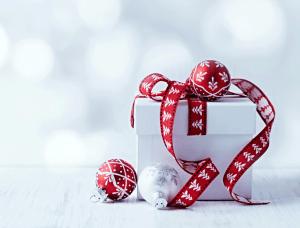 Geschenkverpackungen Weiße Geschenkbox