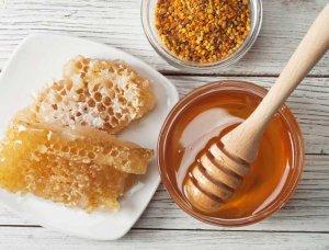 Honig Gesichtsmaske