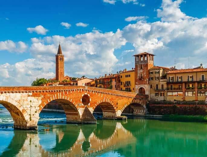 Verona Stadtbild