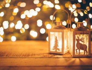 Weihnachtsdeko-Ideen Laternen