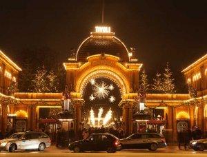 Weihnachtsmärkte Weihnachtsmarkt in Dänemark