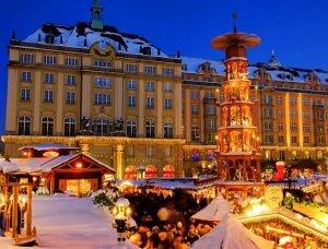 Weihnachtsmärkte Weihnachtsmarkt in Dresden