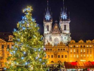 Weihnachtsmärkte Weihnachtsmarkt in Prag