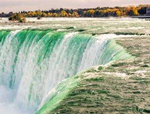Kanada Landschaft Niagarafälle