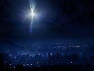 Weihnachten Sternenhimmel