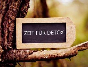 Zeit für Detox