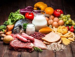 Säure-Basen-Ernährung ausgeglichene Ernährung