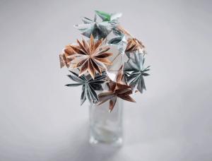 geldgeschenk falten origami