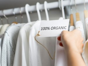 100% organische Kleidung, slow fashion