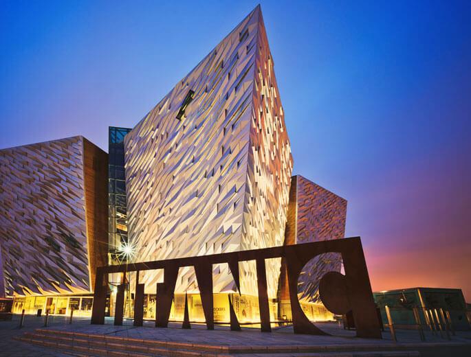 Belfast Titantic Museum
