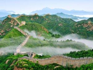 Die sieben Weltwunder die Chinesische Mauer China