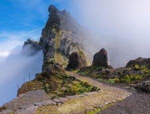 Madeira wandern Berge