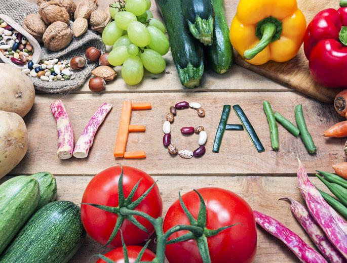 Veganer Lebensstil