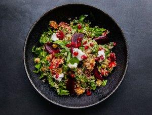 Veganer Lebensstil Gericht