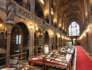 Bibliothek Manchester