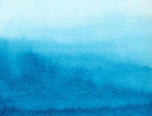 Tapete Farbverlauf Aquarell