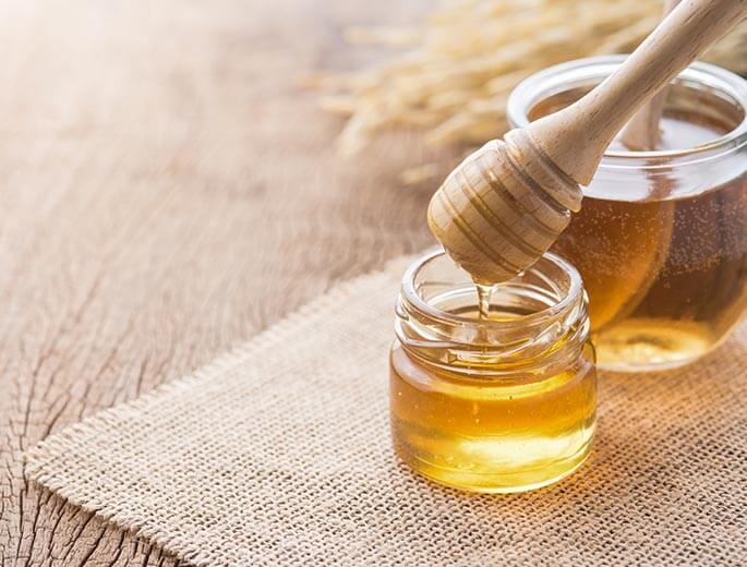 Honig gegen Husten