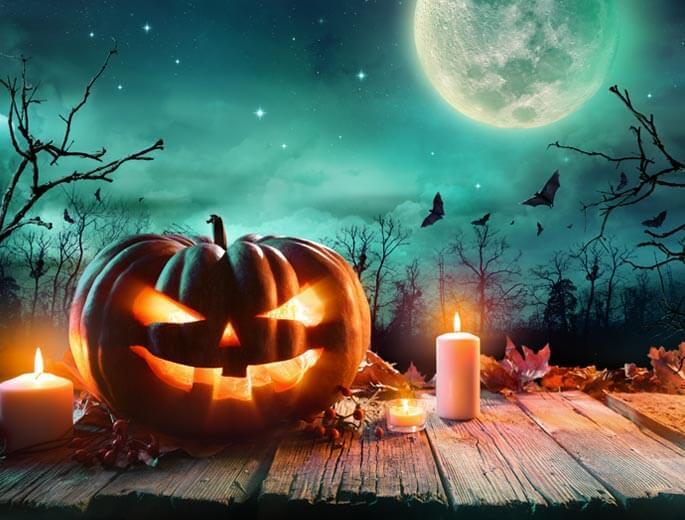 Gruselige Last Minute Halloween Deko Silberherzen De