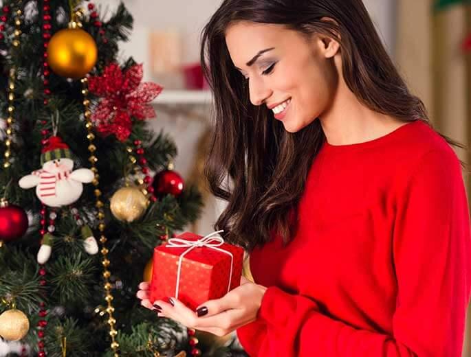 weihnachtsgeschenke für frauen finden