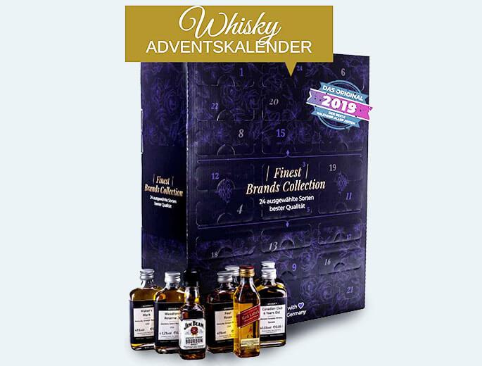 Whisky-Adventskalender